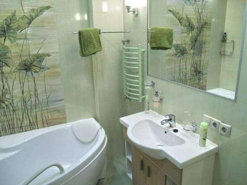 Как обустроить ванную комнату в своей квартире